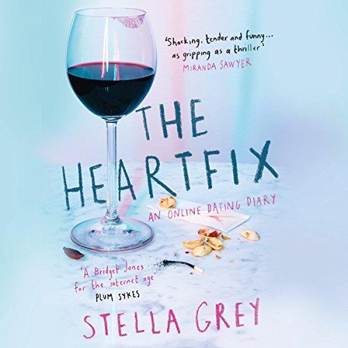 The Heartfix audiobook cover art