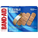 100-Count Johnson & Johnson Band-Aid Adhesive Bandages