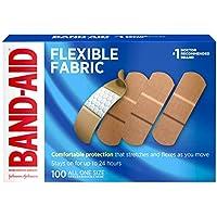 100-Count Johnson & Johnson Band-Aid Adhesive Bandages
