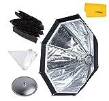 Godox Ad-s7 Multi-functional 45cm Paraguas Softbox Suave Cajas para WITSTRO Flash AD180 AD360