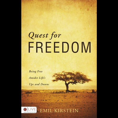 Quest for Freedom audiobook cover art