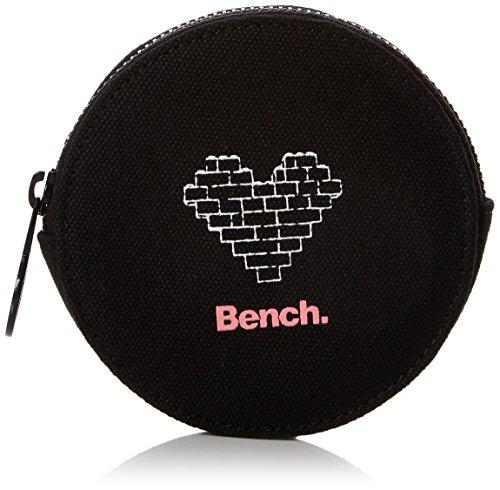 Bench Damen Fun Purse Portemonnaies, Black Beauty, One Size