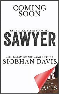 Sawyer: A Stand-alone MMF Romance (Rydeville Elite Book 6)