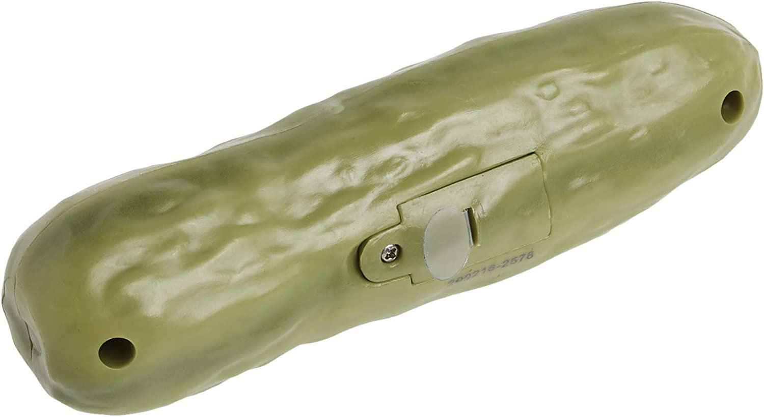 McPhee 11761 Accoutrements Yodelling Pickle 1-Pack 1-Pack AS Pictured AS Pictured