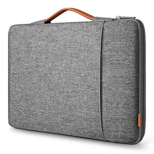 Inateck 14 Zoll Laptoptasche Hülle Kompatibel 14 Zoll Laptops und 15 Zoll MacBook Pro 2016-2019, Laptop Sleeve Case Notebook Hülle Schutzhülle Tasche Schutzabdeckung
