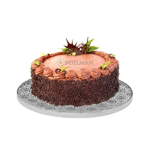 foil covered cake boards - 3