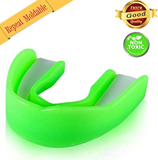 Sports Mouth Guard, Adult / Youth Mouth Guard, Boil Molding,, Thicken, There is no odor, Wear Comfort