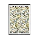 William Morris Blumen- und Pflanzenausstellung Poster und