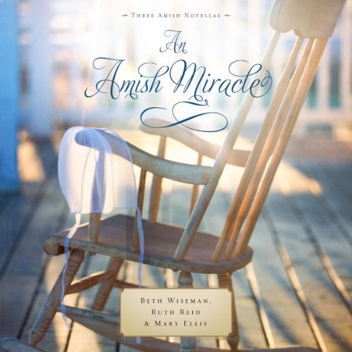 An Amish Miracle audiobook cover art