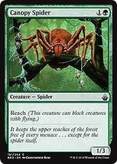 Canopy Spider - 191/254 - C - Battlebond