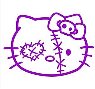Hello Kitty, Zombie Apacolypse Kitty 5x3.5