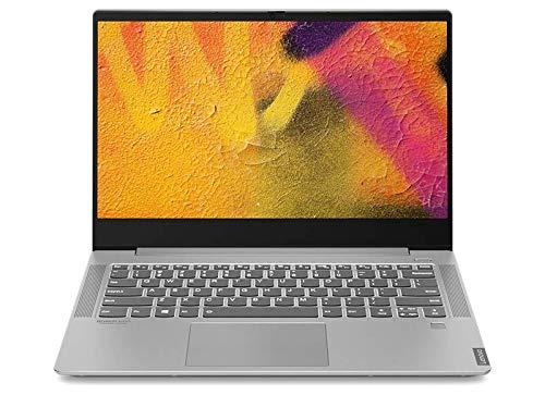 "Lenovo S540 - Ordenador portátil ultrafino 14"" FullHD (Intel Core i5-8265U, 12GB RAM, 512GB SSD, Intel UHD Graphics, sin sistema operativo) Gris - Teclado QWERTY español"