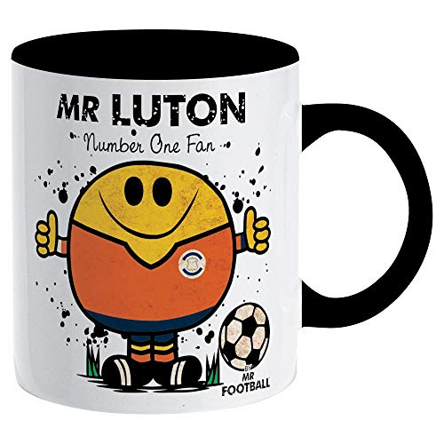Mr Luton Town Mug - Gift Merchandise for Football Fan