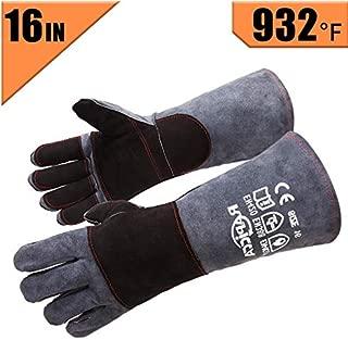 Best pink welding gloves Reviews