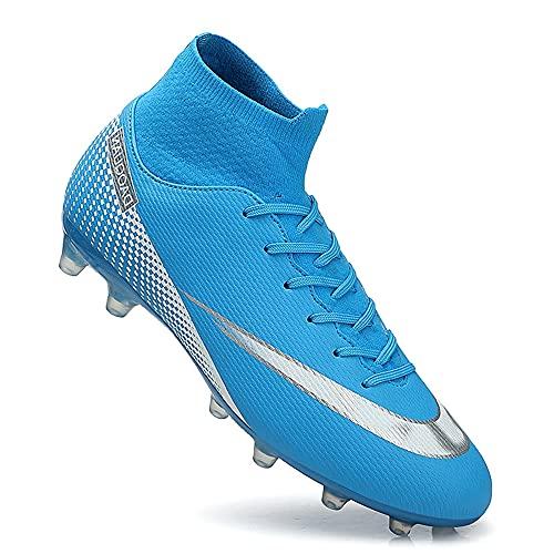 Calzado De FúTbol para Hombre con Tacos, Calzado De FúTbol Profesional, Adecuado para Hombres Y Calzado Deportivo De Entrenamiento Juvenil.