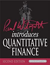Paul Wilmott Introduces Quantitative Finance (The Wiley Finance Series) (English Edition)
