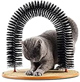 Générique Station de toilettage et de Massage pour Chat avec Base antidérapante pour Animaux domestiques, Chats, Chiens et Chats