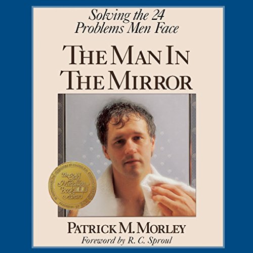 The Man in the Mirror audiobook cover art