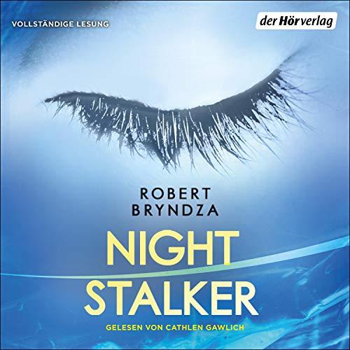 Night Stalker audiobook cover art