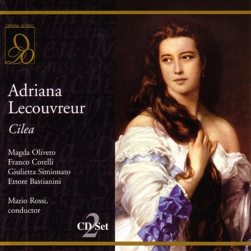 Cilea: Adriana Lecouvreur: Michonnet, della biacca! - Jouvenot, Michonnet, Poisson, Dangeville, Quinalt