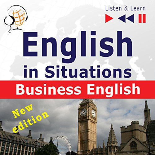 English in Situations - New Edition - Business English - 16 Topics. Proficiency level B2 cover art