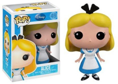 Funko POP! Disney: Alicia en el País de las Maravillas: Alicia