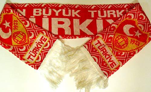 Türkei Schal Fanschal Fussball Schal