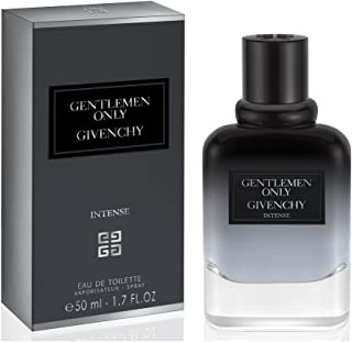 Givenchy Gentlemen Only Intense Eau De Toilette Spray for Men, 1.7 Ounce