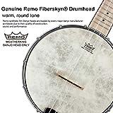 Immagine 2 aklot banjolele 4 corde banjo