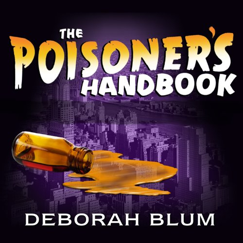 The Poisoner's Handbook audiobook cover art