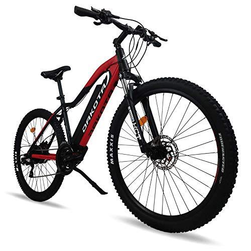 URBANBIKER Ebike Mountainbike Dakota, E-MTB, E-Mountainbike 350W Motor, 48V 17,5Ah 840Wh Akku (29