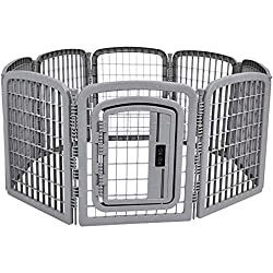 5 Best Large portable dog fence panels for RV