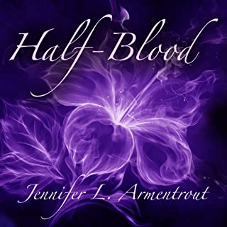 Half-Blood audiobook cover art