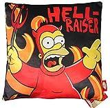 DEKO Kissen 40x40cm  Hell-Raiser  Simpsons