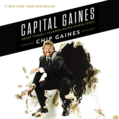 Capital Gaines  By  cover art