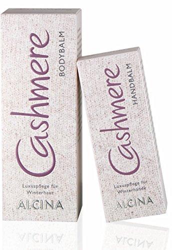 ALCINA Cashmere - Handbalm 1x 50ml & Bodybalm 1x 150ml