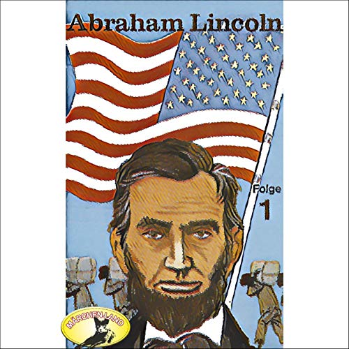 Couverture de Abraham Lincoln 1