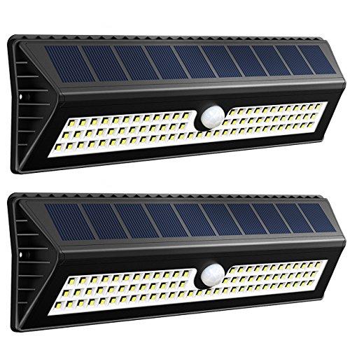 Lámpara solar VicTsing 77 LEDs 1000 Lúmenes