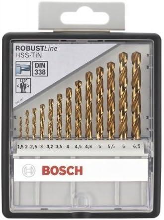 /Ø 3,5 mm Bosch Metallbohrer HSS-TiN