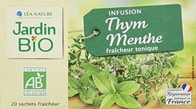 Jardin Bio Infusion Thym Menthe 30 g parent