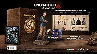 Uncharted 4: A Thief's End Libertalia Collector's Edition - PlayStation 4 (B014R50404) | Amazon price tracker / tracking, Amazon price history charts, Amazon price watches, Amazon price drop alerts