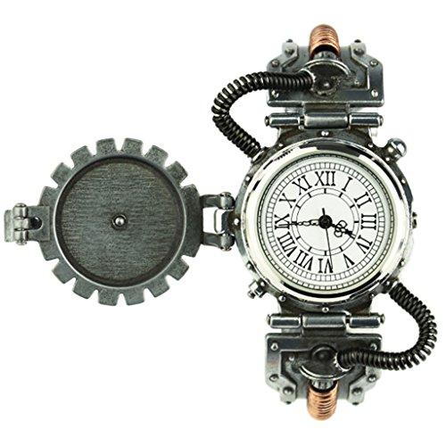 Homyl Quarzuhr Damen Wasserdicht Damen Armbanduhr Geburtstag Geschenk Uhrumfang: Ca. 27 cm / 10,63 Zoll