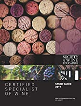 2019 Certified Specialist of Wine Study Guide