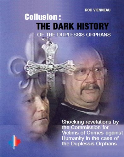 Duplessis Canada MKULTRA Catholic crime drugs medicine research abuse eugenics Nazi bioethics malpractice