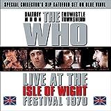 Live At The Isle Of Wight Festival 1970 (3LP Mod Logo Blue Vinyl Gatefold Edition) [VINYL] [Vinilo]
