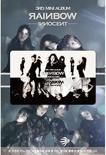 Rainbow - [INNOCENT] 3rd Mini Album NFC Package (NFC Card+Postcard+Photobook (52P))