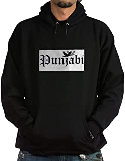 Punjabi Black Sweatshirt Sweatshirt