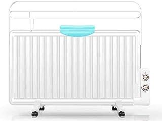 Radiador eléctrico MAHZONG Calentadores eléctricos Inteligentes del radiador, Ahorro de energía del hogar, Placa Ultrafina