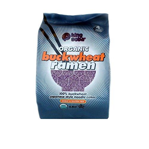 King Soba Noodles Organic Buckwheat Ramen Noodles, 3 Count