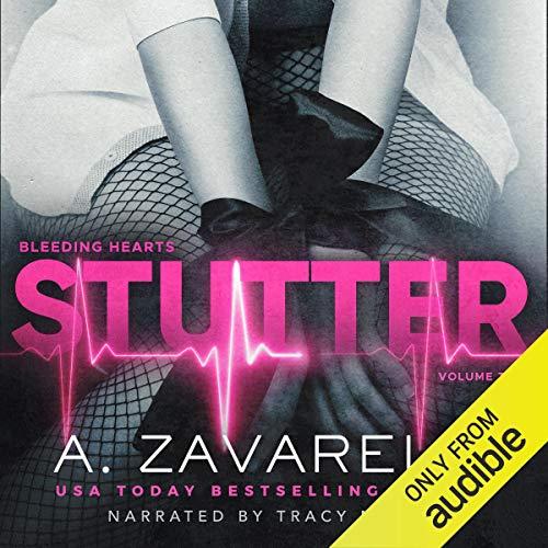 Stutter Audiobook By A. Zavarelli cover art